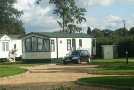 Adults Only Caravan Park In Cheshire